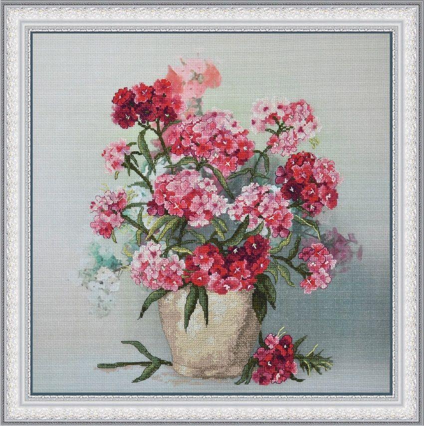 Buy Cross stitch kit Turkish carnation-VF-004