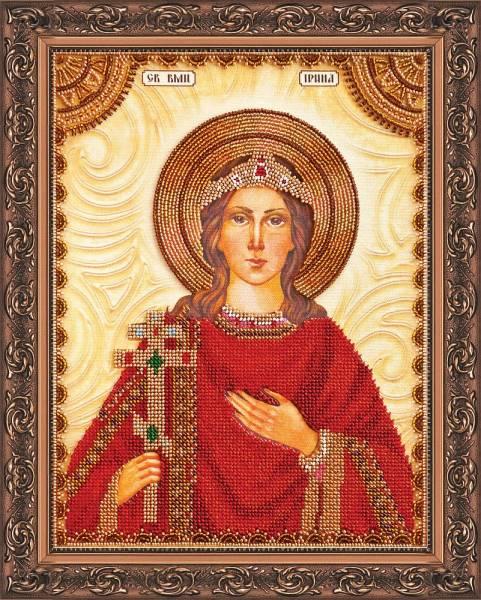 Buy Bead embroidery kit Icon - St. Irene-AA-006