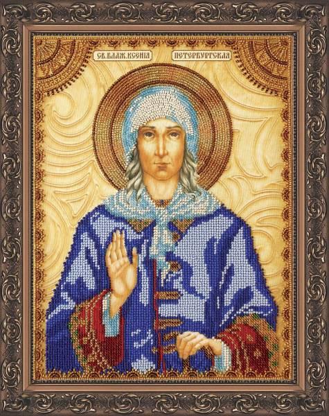Buy Bead embroidery kit Icon - Saint Xenia-AA-028