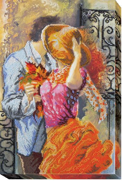 Buy Bead embroidery kit - Flirt-AB-419