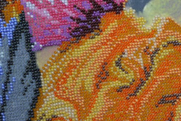 Buy Bead embroidery kit - Flirt-AB-419_1