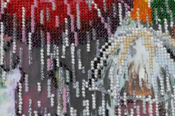 Buy Bead embroidery kit - Fun umbrellas-AB-434_3