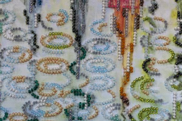 Buy Bead embroidery kit - Fun umbrellas-AB-434_4