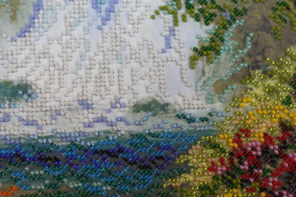 Buy Bead embroidery kit - Waterfall-AB-437_3