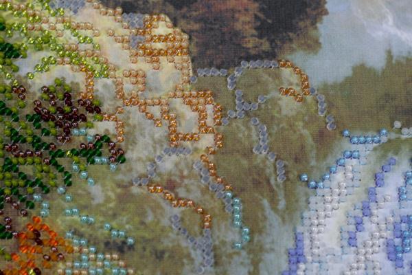 Buy Bead embroidery kit - Waterfall-AB-437_4