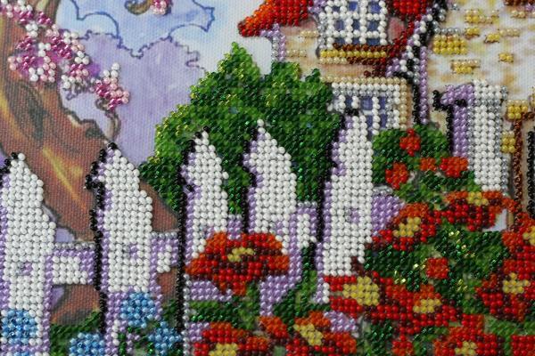 Buy Bead embroidery kit - Fabulous Summer-AB-469_2