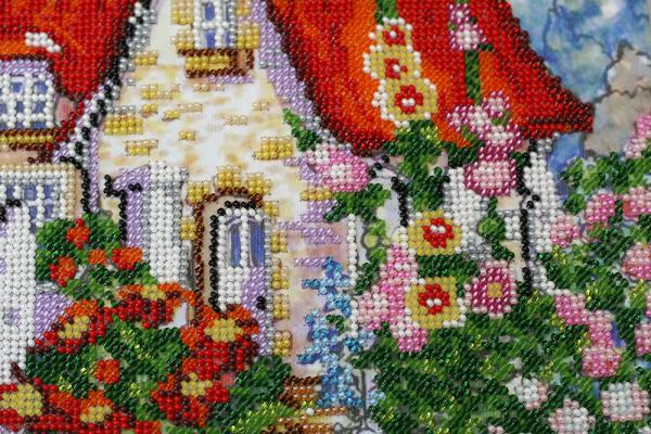 Buy Bead embroidery kit - Fabulous Summer-AB-469_3