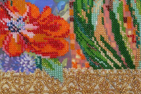 Buy Bead embroidery kit - Anemones-AB-488_4