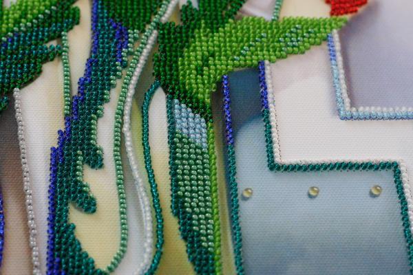 Buy Bead embroidery kit - Flowers of Morpheus-AB-529_4