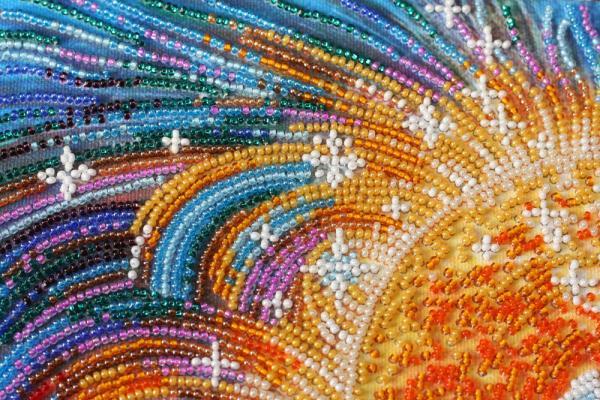 Buy Bead embroidery kit - Magic Shine-AB-617_3