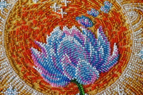 Buy Bead embroidery kit - Magic Shine-AB-617_4