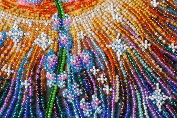 Buy Bead embroidery kit - Magic Shine-AB-617_5
