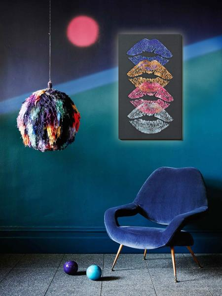 Buy Bead embroidery kit - Art fashion-AB-721_1
