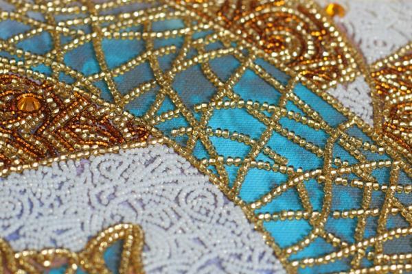 Buy Bead embroidery kit - Moon Walk-AB-747_4