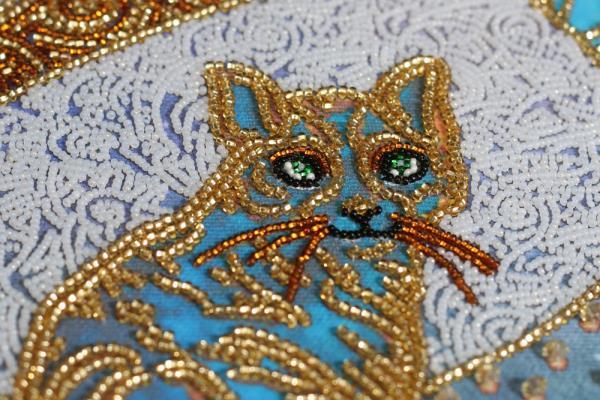 Buy Bead embroidery kit - Moon Walk-AB-747_6