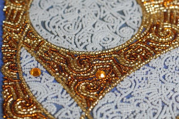 Buy Bead embroidery kit - Moon Walk-AB-747_7