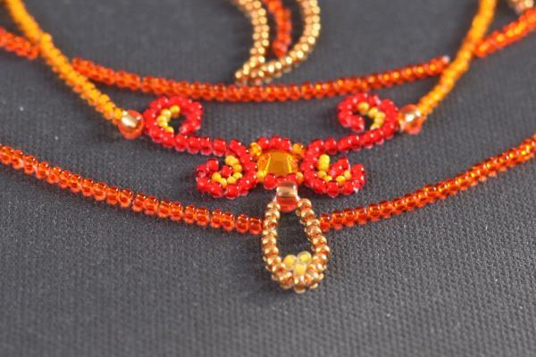 Buy Bead embroidery kit - Sun pattern-AB-770_7