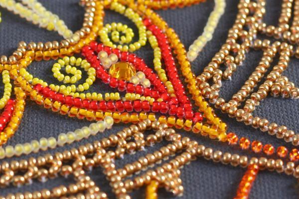 Buy Bead embroidery kit - Sun pattern-AB-770_8