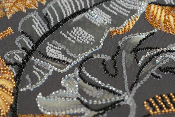 Buy Bead embroidery kit - Golden Tropics-AB-795_5