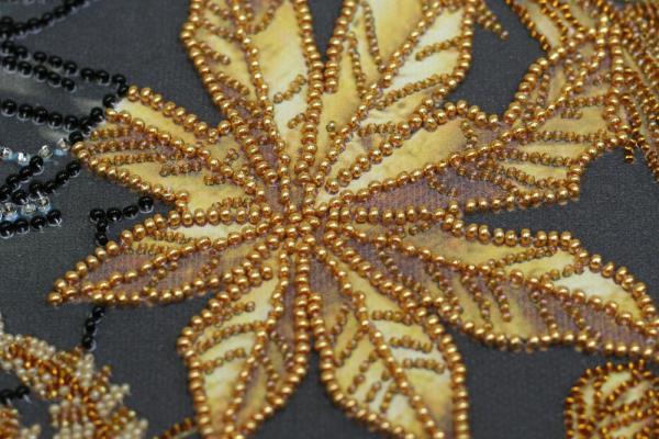 Buy Bead embroidery kit - Golden Tropics-AB-795_6
