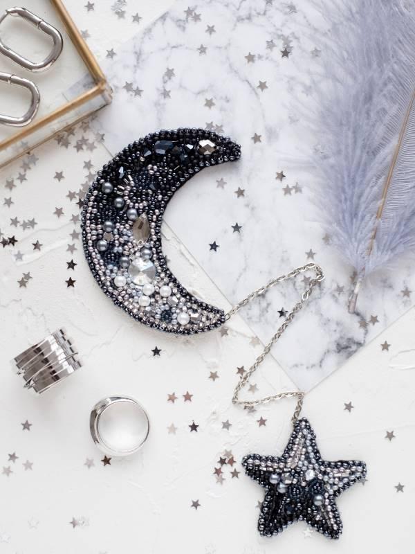 Buy DIY Jewelry making kit - Moon-AD-072