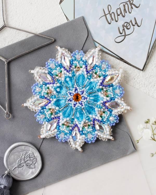 Buy DIY Jewelry making kit - Snowflake-AD-091