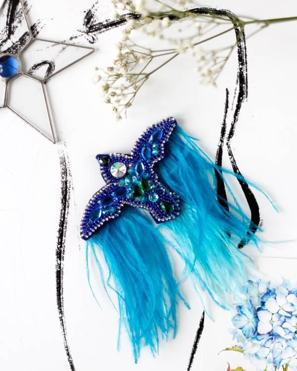 Buy DIY Jewelry making kit - Blue bird-AD-095