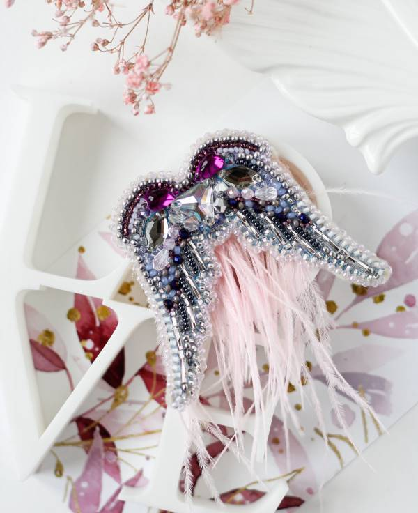 Buy DIY Jewelry making kit - Wing-AD-202