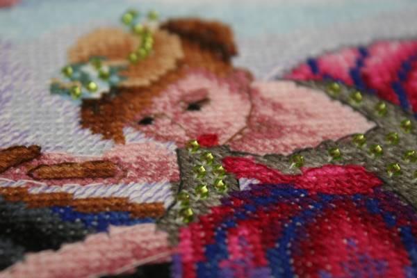 Buy Cross stitch kit - Song of Love-AH-038_4