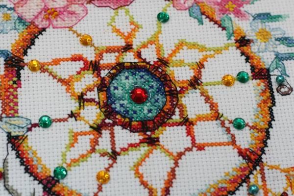 Buy Cross stitch kit - Catch the spring!-AH-048_4