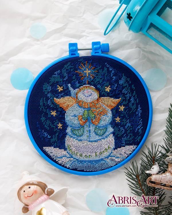 Buy Mini Cross stitch kit - Peace on earth-AHM-032