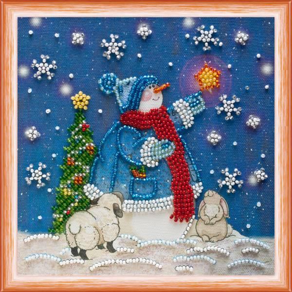 Buy Mini Bead embroidery kit - Fairy Night-AM-071