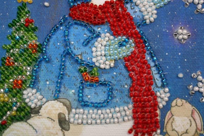 Buy Mini Bead embroidery kit - Fairy Night-AM-071_1