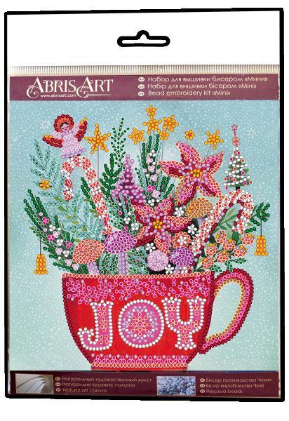 Buy Mini Bead embroidery kit - Festive tea party-AM-233_5