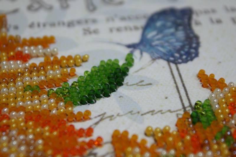 Buy Midi Bead embroidery kit - Sunny mood-AMB-001_1