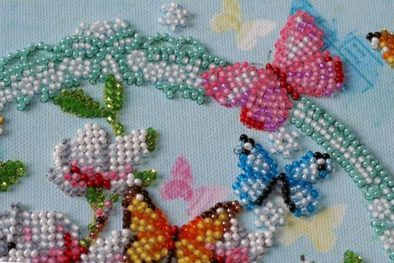 Buy Midi Bead embroidery kit - Keys of Spring-AMB-020_1