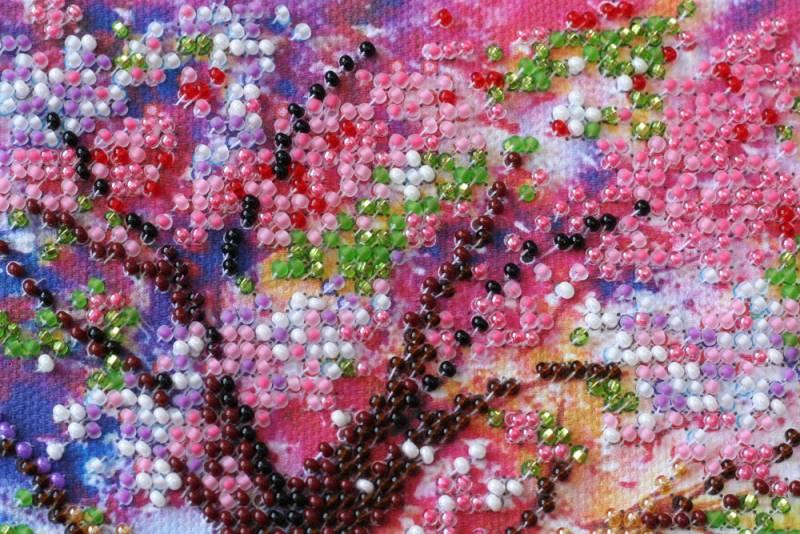 Buy Midi Bead embroidery kit - The bridge to the spring-AMB-023_1