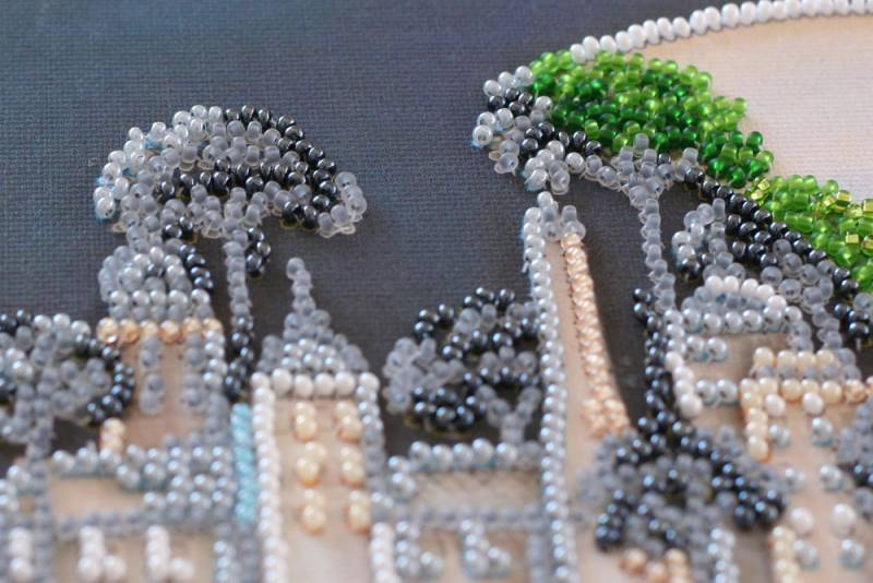 Buy Midi Bead embroidery kit - La Boca-AMB-037_1