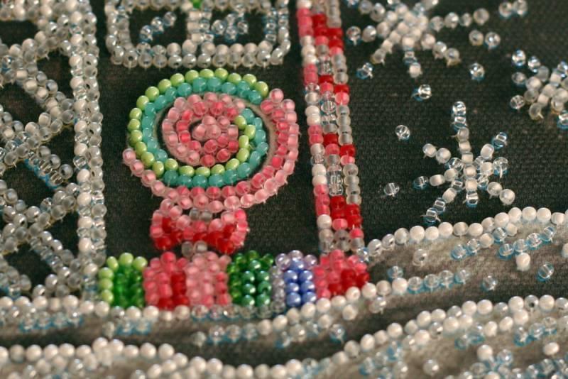 Buy Midi Bead embroidery kit - Sugar glaze-AMB-071_6