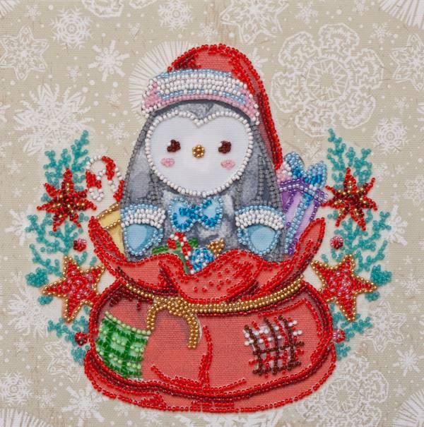 Buy Midi Bead embroidery kit - Here I am!-AMB-073