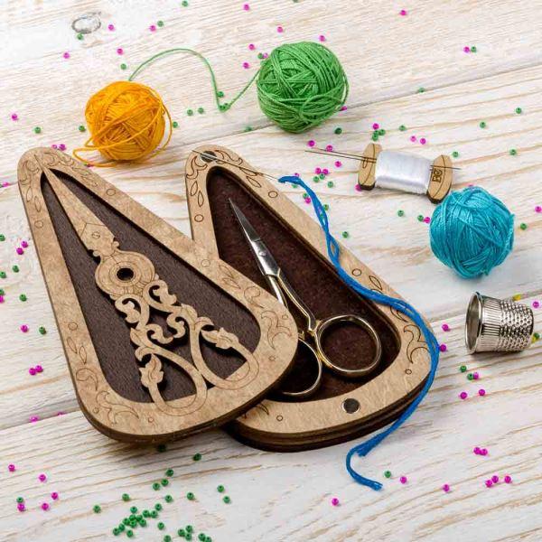 Buy Casket for needlework - FLZB(N)-022