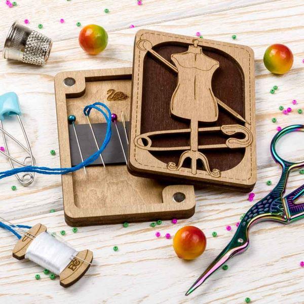 Buy Casket for needlework - FLZB(N)-029